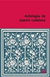 img - for Antologia de poesia catalana book / textbook / text book