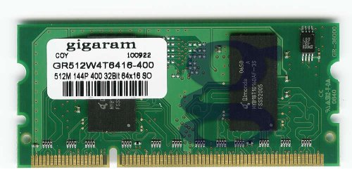 Gigaram 512MB 144Pin DDR2