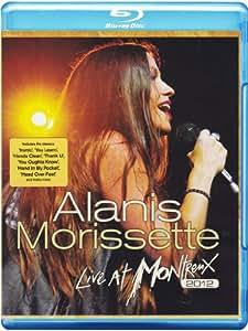 Alanis Morissette - Live At Montreux 2012 [Blu-ray]