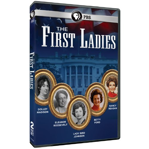 Cover art for  First Ladies