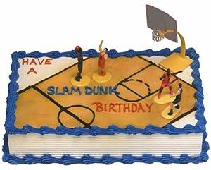 Amazon.com: Oasis Supply Cake Decorating Kit, Basketball ...