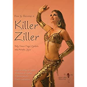 Killer Ziller: Belly Dance Finger Cymbals