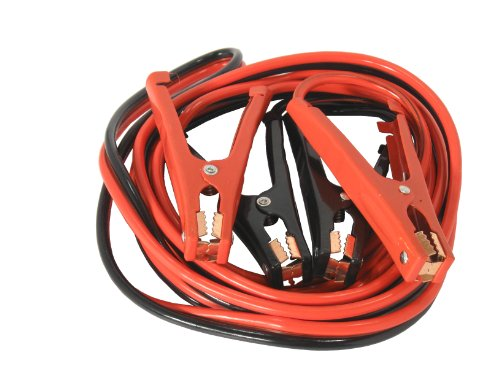 Cal-Hawk 8 Gauge 16 Feet Auto Booster Jumper Cable