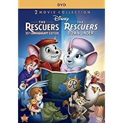 The Rescuers 35th Anniversary Edition (The Rescuers / The Rescuers Down Under )