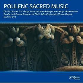 Poulenc: Sacred Music