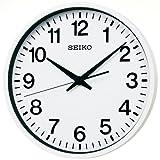 SEIKO CLOCK (セイコークロック) GPS衛星電波掛時計(白) GP201W