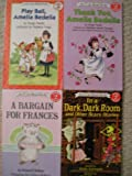 img - for An I Can Read Book Level 2 Set (In a Dark, Dark Room, Play Ball, Amelia Bedelia, Thank You, Amelia Bedelia, A Bargain For Frances) book / textbook / text book