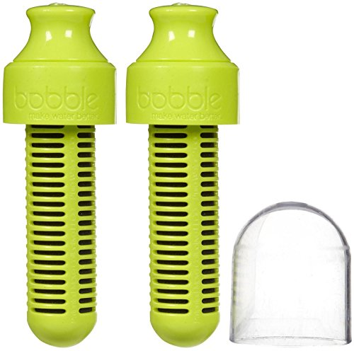 Bobble Filtered Water bottle review