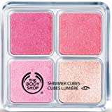 The Body Shop Shimmer Cubes Palette 14g (26 Fuchsia/Rose)