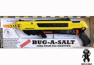 Bug-A-Salt - Fire Your Fly Swatter - The Original Salt Gun