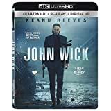 John Wick 4K Ultra HD [Blu-ray + Digital HD]