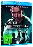 Image de Real Steel [Blu-ray] [Import allemand]