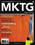img - for MKTG 4 (with Marketing CourseMate with eBook Printed Access Card) book / textbook / text book