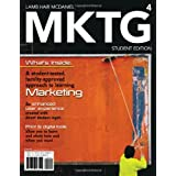 MKTG 4 (with Marketing CourseMate with eBook Printed Access Card) (Available Titles CourseMate) ~ Charles W. Lamb
