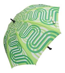 光るファッション傘 bright night ブライトナイト 大人用 雨傘 [Slow Flow]