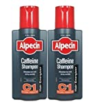 2 x Alpecin Caffeine Shampoo