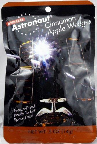 astronaut-food-cinnamon-apple-wedges