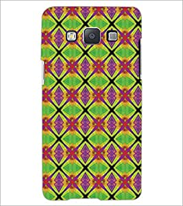 PrintDhaba pattern D-5159 Back Case Cover for SAMSUNG GALAXY A5 (Multi-Coloured)
