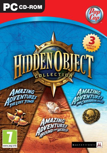 Hidden Object Collection - Amazing Adventures