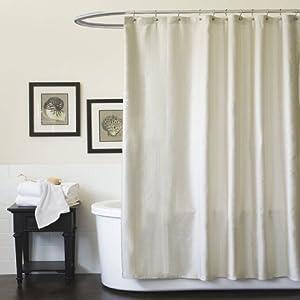 Triangle home fashions 16616 lush decor for Bathroom ideas amazon