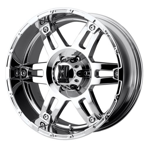 XD Series Spy (Series XD797) Chrome - 20 x 8.5 