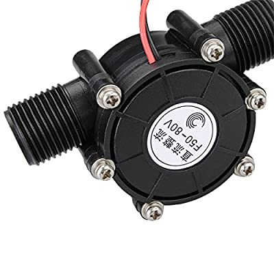 10W 5V DC Hydroelectric Power Micro-hydro Generator Portable Water Charger