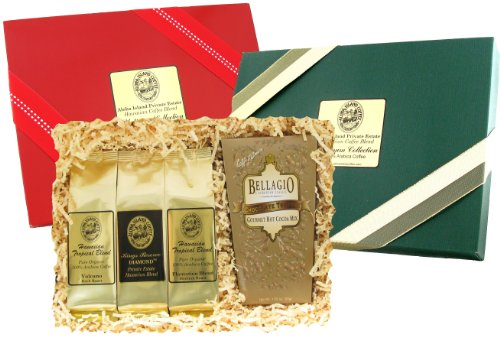 Cocoa and Coffee Gift for Christmas and All Occasions,
