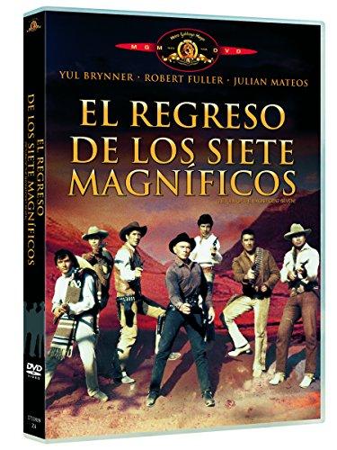 el-regreso-de-los-siete-magnificos-import-dvd-2005-yul-brynner-robert-ful