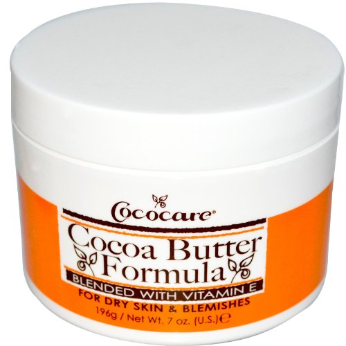 Cococare Cocoa Butter Formula Blended With Vitamin E, 7 Ounce
