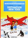 Jo Zette et Jocko, tome 2 : Destination New York par Herg�
