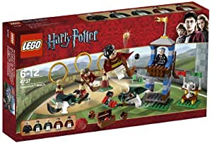 LEGO Harry Potter 4737: Quidditch Match