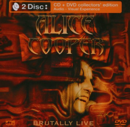 Brutally Live - Collector Edition Cd + Dvd