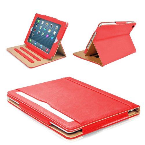 mofredr-red-tan-apple-ipad-air-2-launched-oct-2014-leather-case-mofredr-executive-multi-function-lea