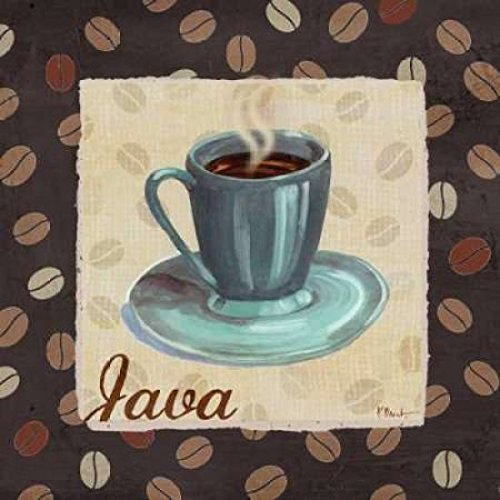 Cup of Joe IV Poster Print by Paul Brent (24 x 24)