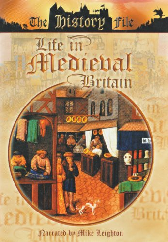 The History File - Life in Medieval Britain [DVD] [Region 2] [UK Import]