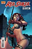 img - for Red Sonja: Raven (Red Sonja: She-Devil With a Sword) book / textbook / text book
