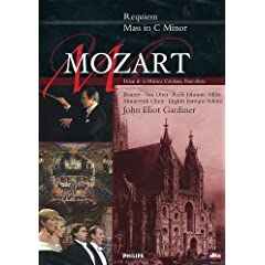 Requiem / Mass in C Minor [DVD] [Import]