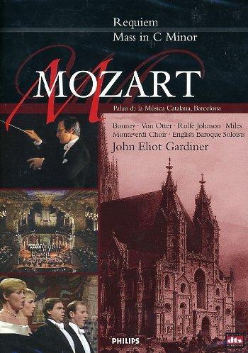 Mozart - Requiem (Von Otter, Gardiner) [NTSC] [DVD] [2006]