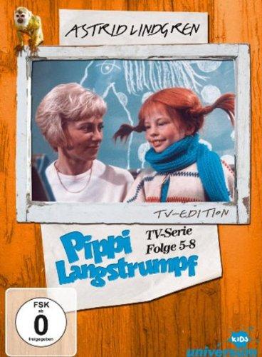 Pippi Langstrumpf - TV-Serie, Folge 05-08