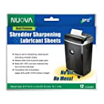 Nuova SP12 Shredder Sharpening & Lubr...