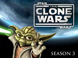 Star Wars: The Clone Wars Season 3 [HD]