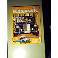 Motor-Klassik 2/1997,Mercedes 220 S,Triumph TR 7,Innocenti Spider,Hansa 1100,AC Ace Bristol