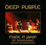 Deep Purple Made In Japan Edicion 25 Aniversario (Spanish)