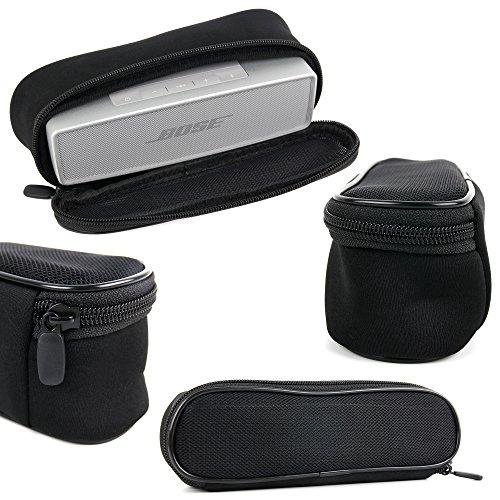 Housse de transport pour Bose SoundLink Mini et Mini II Enceinte portable Bluetooth - étui sur mesure DURAGADGET
