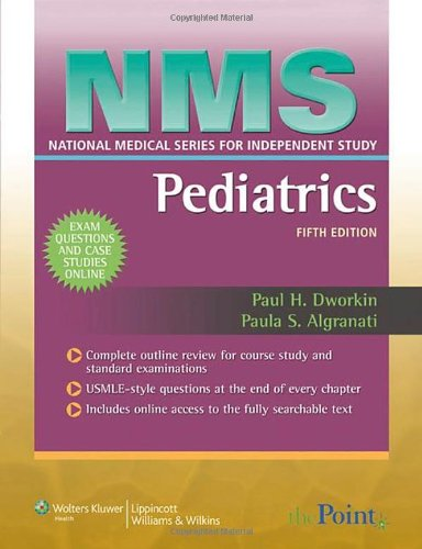 Nms Pediatrics (National Medical Series For Independent Study)