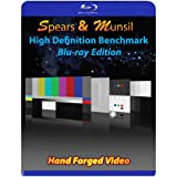 Spears & Munsil High-Definition Benchmark Blu-ray Disc Edition [Blu-ray] ~ Stacey Spears
