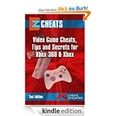 EZ Cheats For Xbox 360 &amp; Xbox 2nd Edition