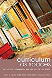 img - for Curriculum as Spaces: Aesthetics, Community, and the Politics of Place (Complicated Conversation) by David M. Callejo P??rez (2014-10-30) book / textbook / text book