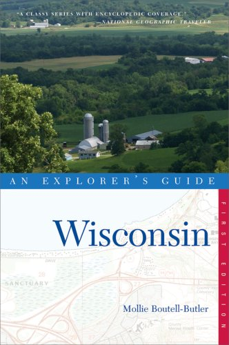 Explorer's Guide Wisconsin (Explorer's Complete)