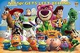 Toy Story 3 - Cast - Maxi Poster - 61 cm x 91.5 cm